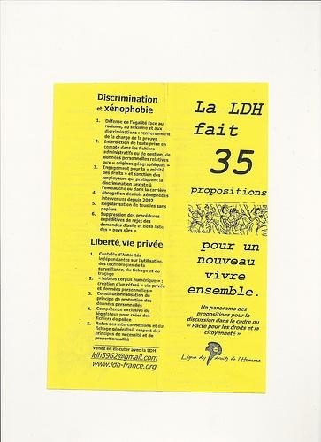 LIGUE DES DROITS DE L'HOMME 59.62