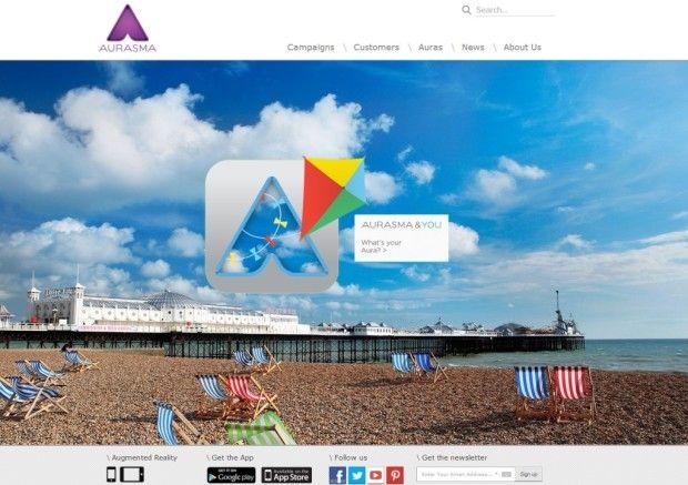 Мобильное приложение Aurasma использует технологию дополненной реальности, чтобы оживлять страницы журналов, фотографии, афиши и другие объекты массового пользования, завораживая пользователя и с успехом достигая своей рекламной цели.