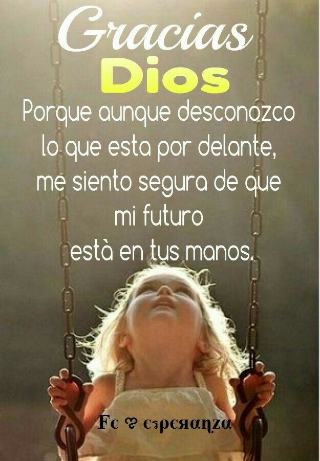Gracias DIOS!!!
