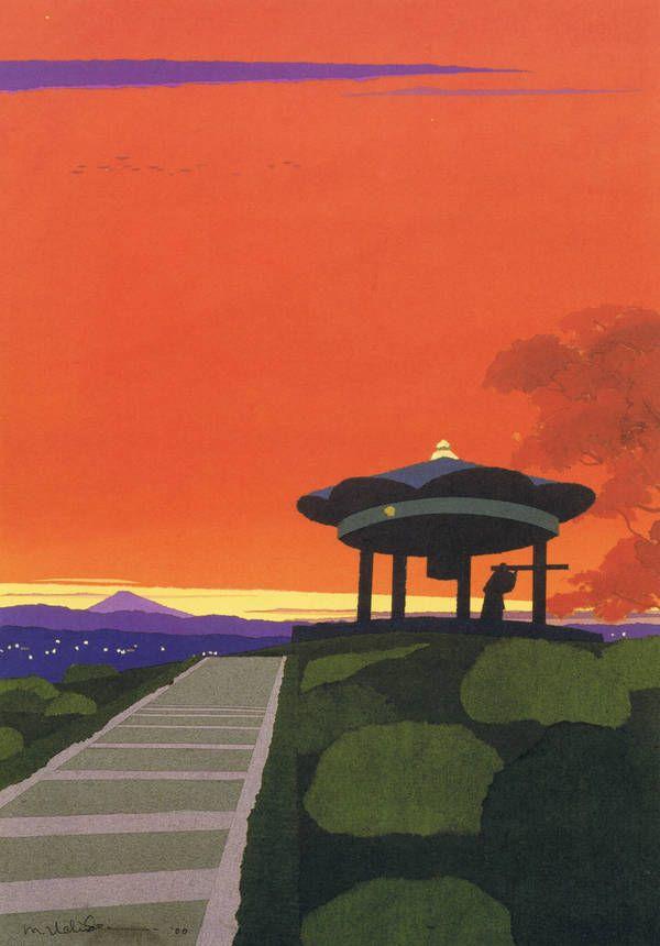 Masayasu Uchida 内田 正泰 作品 : 「勇気」との散歩道で 出会い