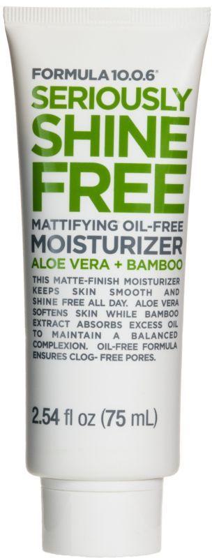 Teen Formula 10.0.6 Seriously Shine Free Mattifying Oil Free Moisturizer Ulta.com - Cosmetics, Fragrance, Salon and Beauty Gifts