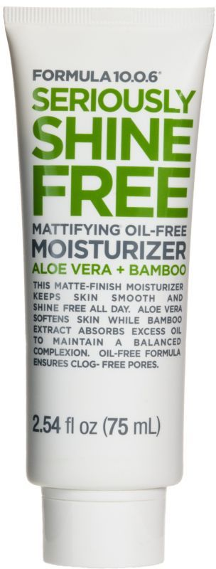 Teen Formula 10.0.6 Seriously Shine Free Mattifying Oil Free Moisturizer Ulta.com - Cosmetics, Fragrance, Salon and Beauty Gifts