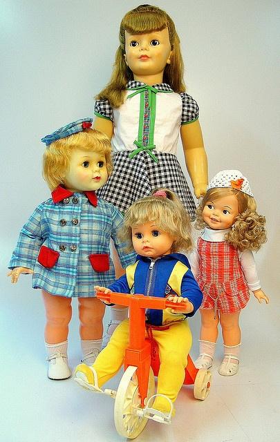 Amiguinha - Beijoca - Gui-Gui e Tippy - Estrela - Brasil - 60's e 70's minhas filhas tiveram