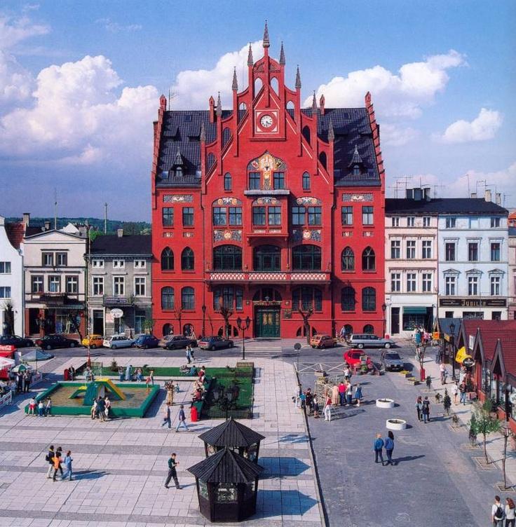 Chojnice City Hall - Poland