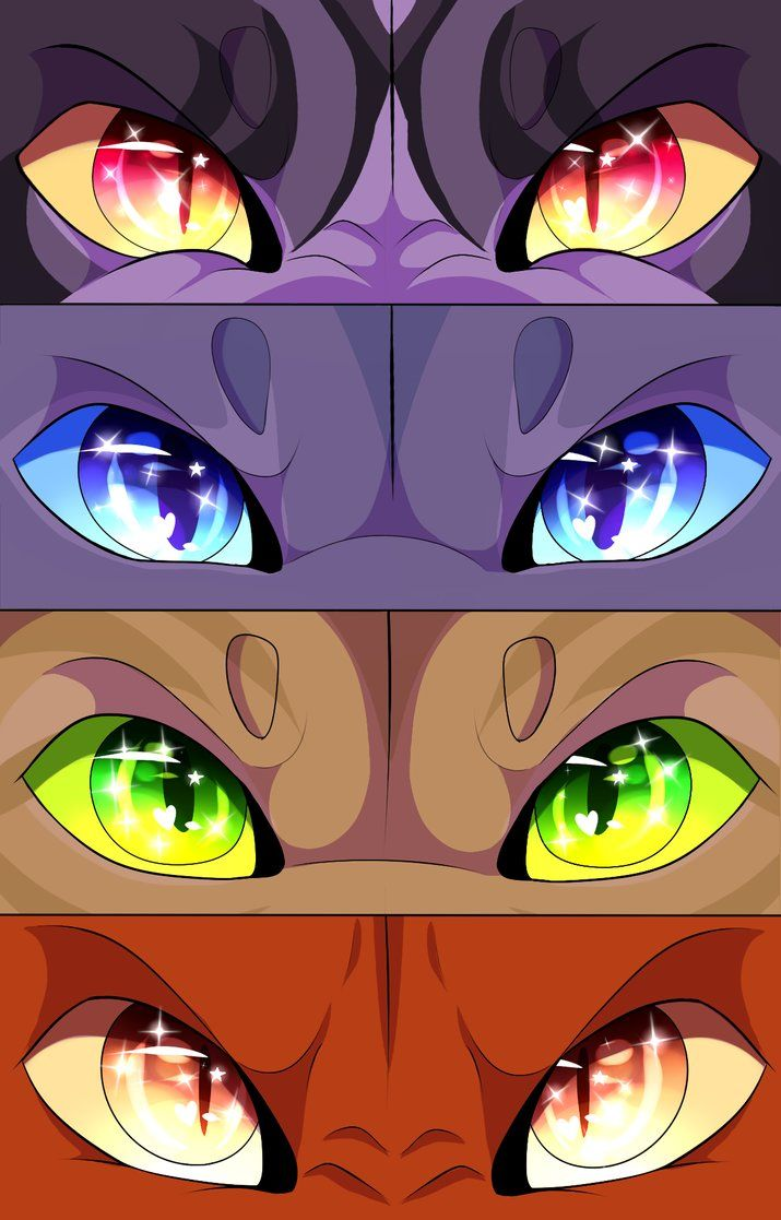 Warrior Eyes 6 By Catfurries Characters Thistleclaw Sandstorm