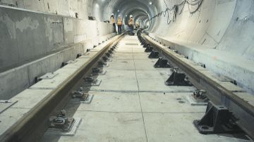 Tunnelling for Spadina subway extension nears completion. Read more @ http://issuu.com/theeastyorkmirror/docs/eyb_xe_sep12 #Spadina #Subway #TTC #EastYork #Toronto #News