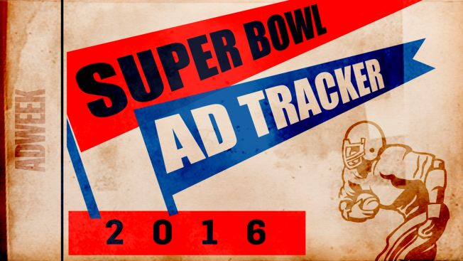 The 2016 Super Bowl is four days away and we mostly excited about the commercials! Check out Adweek's Super Bowl Ad Tracker for the latest updates on this year's commercials. #WhatToDoWednesday