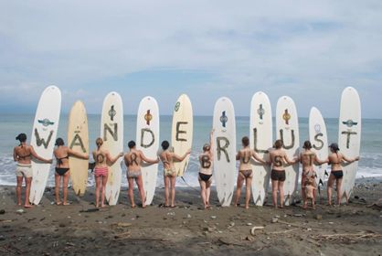 Hawaii, yoga, music, cocktails, surfing, hiking. Where do we sign up? WanderlustFest