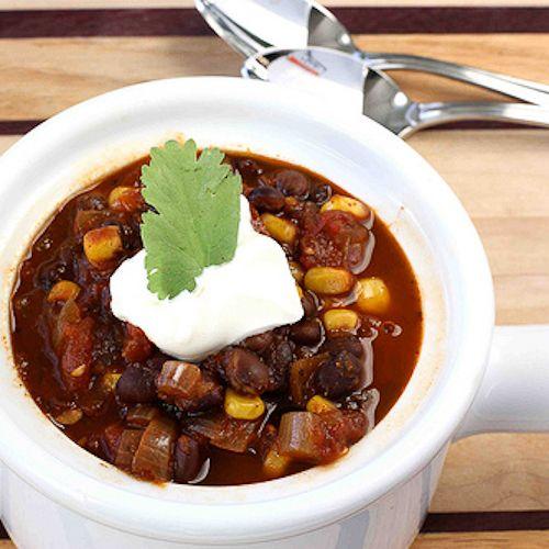 "... Chili Recipes"" on Pinterest | Leftover brisket, Black bean chili and"