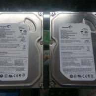 Hardisk Seagate Internal 160Gb REFOR