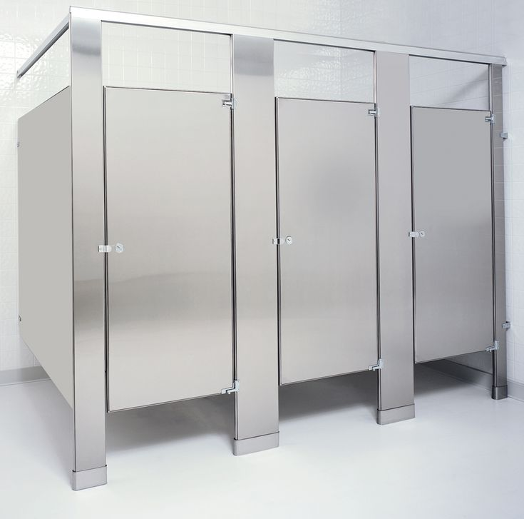 Stainless Steel Bathroom Partitions Decoration Amusing Inspiration