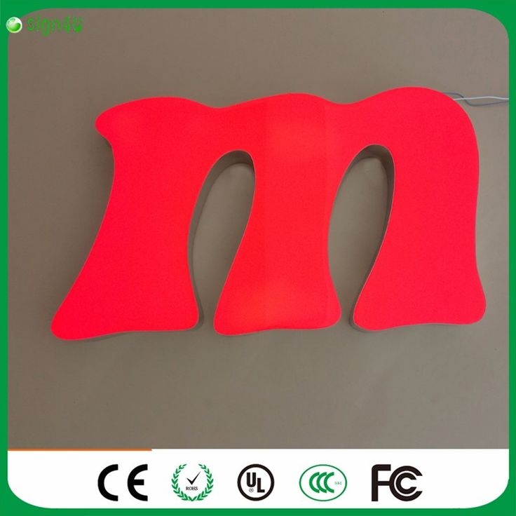 Customized Store front signage Epoxy Resin Channel letters Sign Advertising Outdoor business sign letters