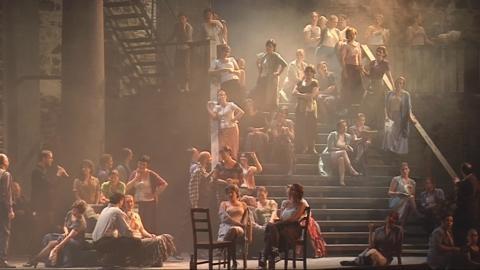 Carmen – Savonlinna Opera Festival