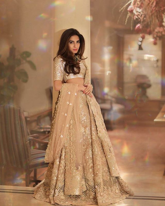 By popular demand, Fatin the princess bride on her nikkah #élan #wedding #couture