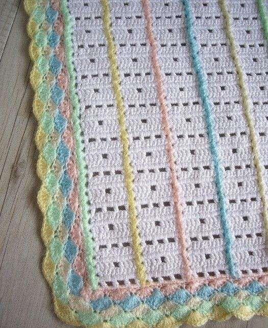 11 best crochet cibijitas images on Pinterest   Blankets, Baby ...