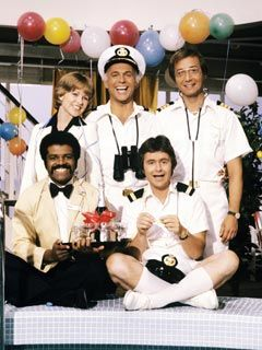 Growing up this was the show I wanted to be on (pre Vicki). The Love Boat.
