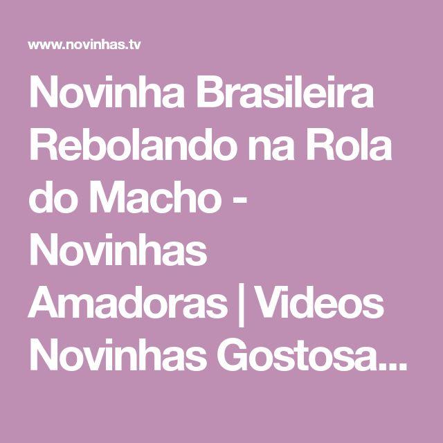 Safadas amadoras brasileiras
