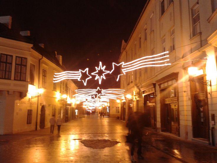 Győr street :)