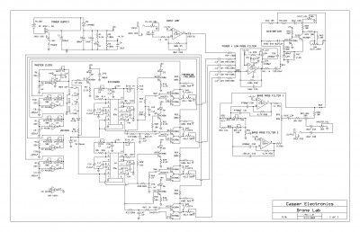 Casper Electronics    Drone Lab Schematic en 2019