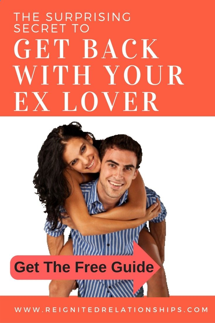 How to start dating your ex again