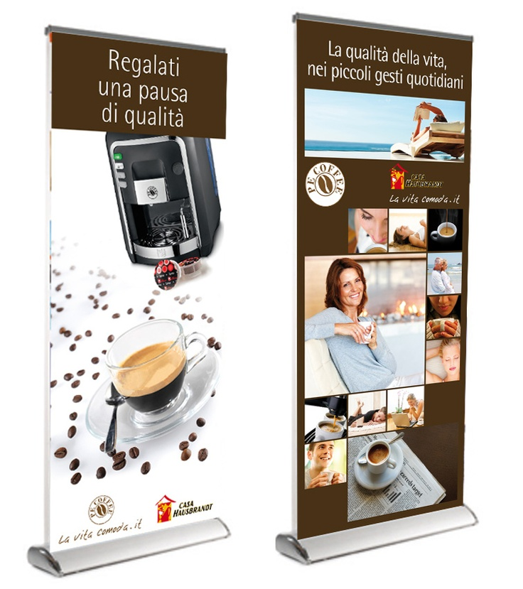 Pecoffee: roll-up creativity
