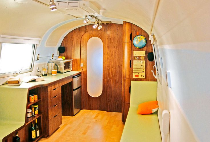 Coolest Airstream Trailers In The World - Thrillist