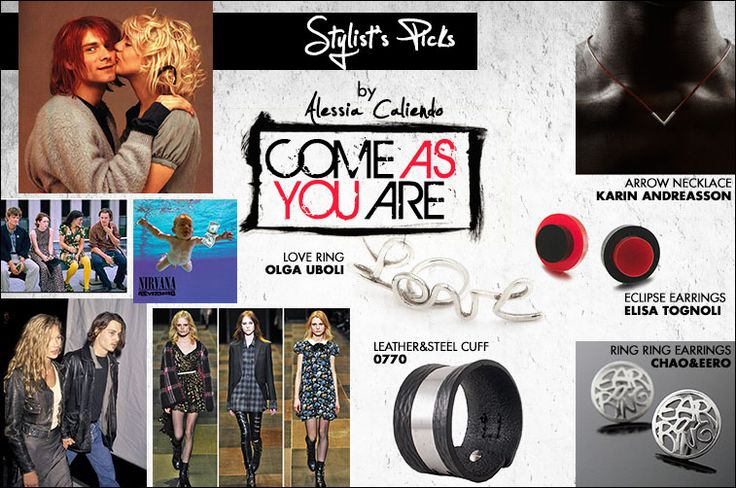 Stylist Picks by Alessia Caliendo for Birik Butik - Come as you are | Birik Butik Online Shop