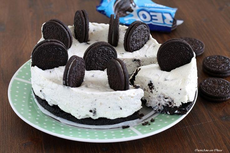 Torta Oreo originale