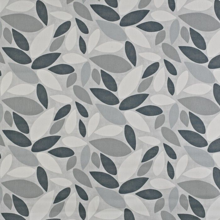 Pimlico Matt Oilcloth in Pebble