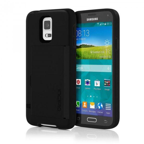 Etui INCIPIO Stowaway Case pokrowiec do Samsung Galaxy S5