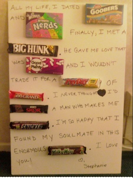 best letter to a boyfriend EVER