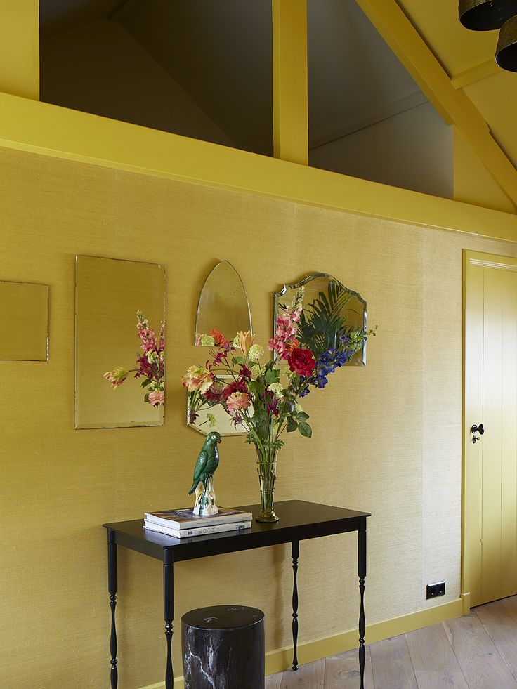 Frameless mirrors - The Secretaire by Het Tafelbureau @ Leentje Engelen Interiors