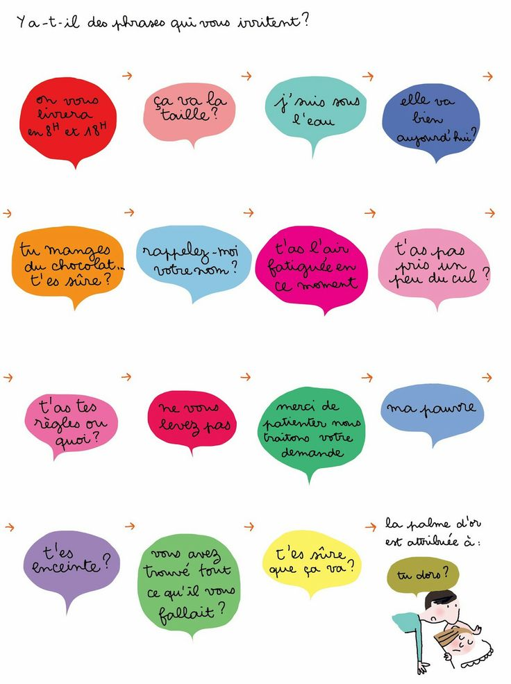 Soledad Les Phrases Qui Te Mettent En Rogne