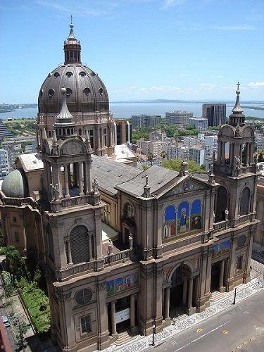 Porto Alegre | Rio Grande do Sul - Estados e Capitais do Brasil