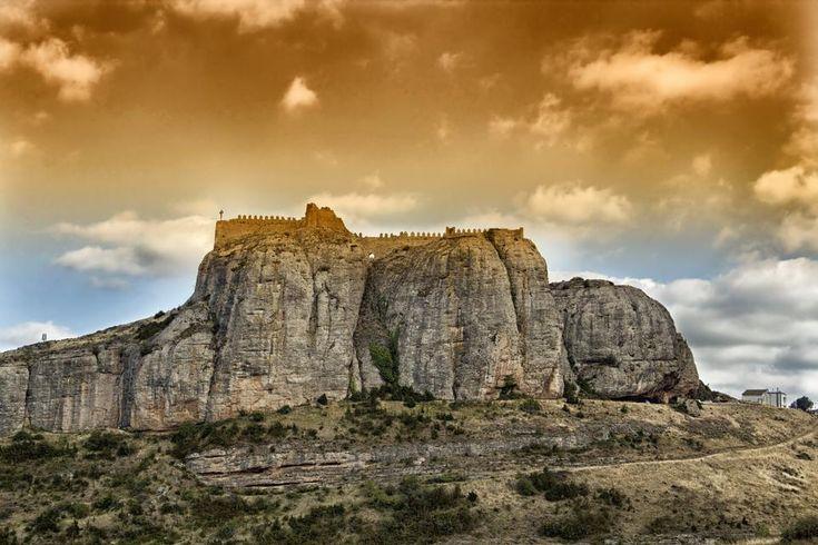 Castle of Clavijo, La Rioja, Spain