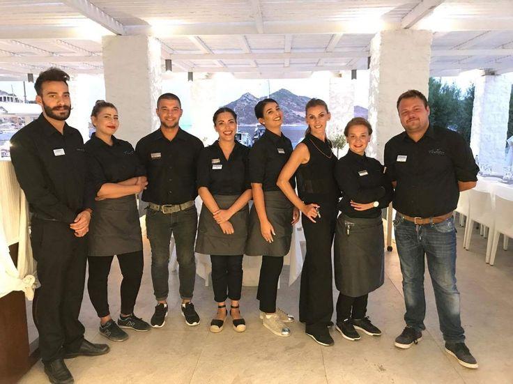 Team of Theion Bar & Apocalypse Restaurant 2017!!!!
