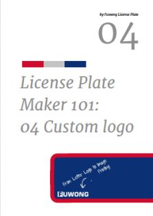 Custom License Plate Maker Korte Lenen