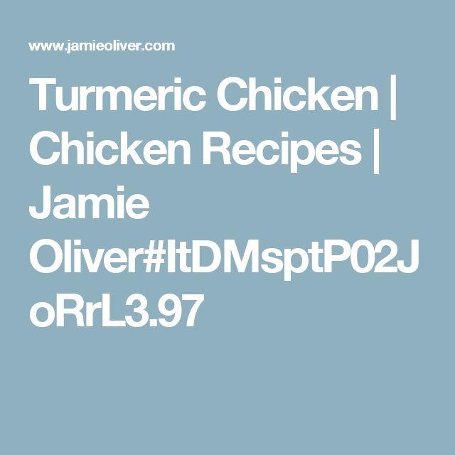 Turmeric Chicken | Chicken Recipes | Jamie Oliver#ItDMsptP02JoRrL3.97