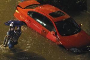 China fury after Beijing deluge - Asia-Pacific - Al Jazeera EnglishChina Popular, 10 Dead, Dead Deluge, Heavy Rain, Flood Leaves, Beijing Deluge, Heaviest Rainfall, Beijing Dead, China Fury