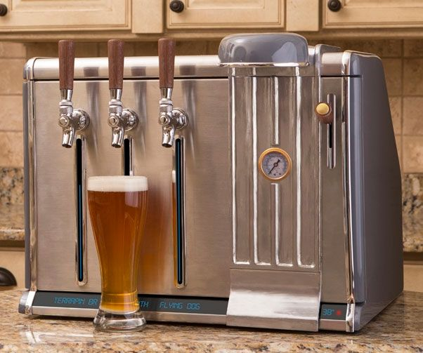 Triple Chamber Beer Growler Tap - https://interwebs.store/triple-chamber-beer-growler-tap/ #AlcoholicGear, #GiftsForMen