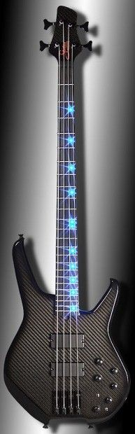 Status Graphite Chris Wolstenholme Signature Bass