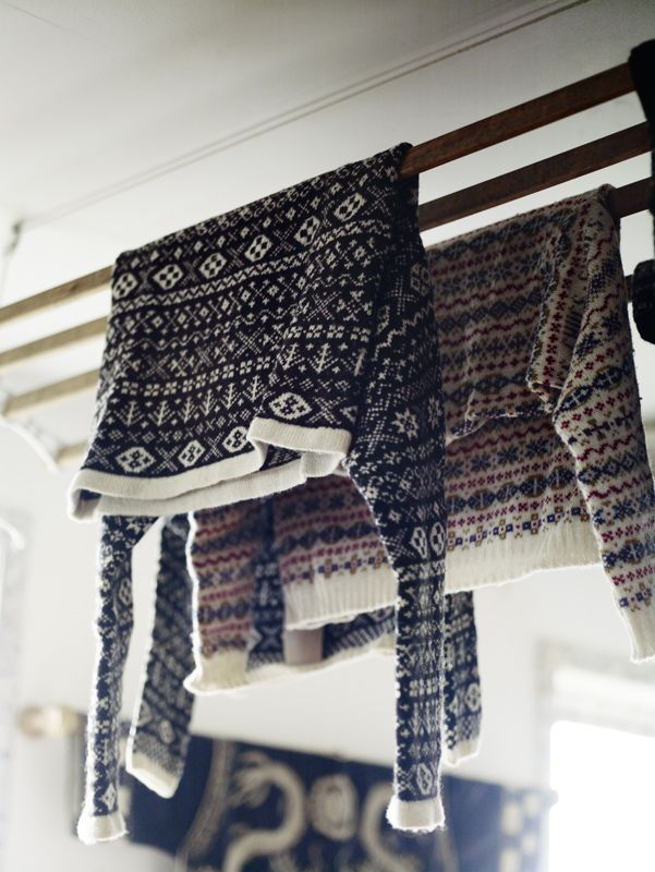 FAIR ISLE KNITWEAR – COUNTRY LIVING UK