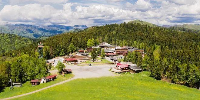 Dovolenka v obľúbenom wellness hoteli v Nízkych Tatrách, deti za zvýhodnené ceny