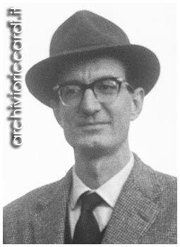 Carlo Lizzani - Photos Archivio Riccardi © Carlo Riccardi http://www.archivioriccardi.it