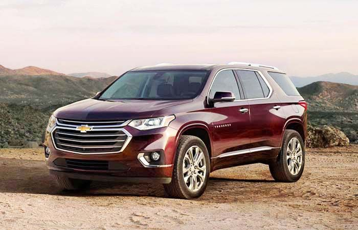 2019 Chevy Traverse: Affordable Car with Alluring Refreshment