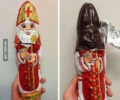 Hohoho Merry...easter?!