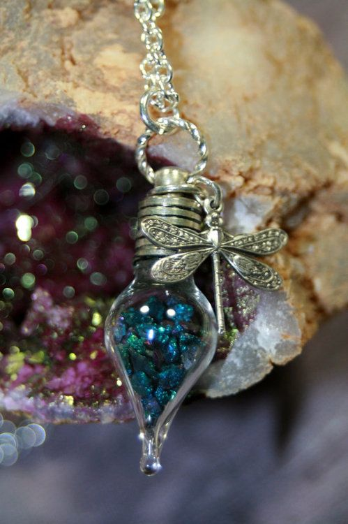 Just a little dragonfly jewelry porn for me… ~Charlotte (PixieWinksFairyWhispers)