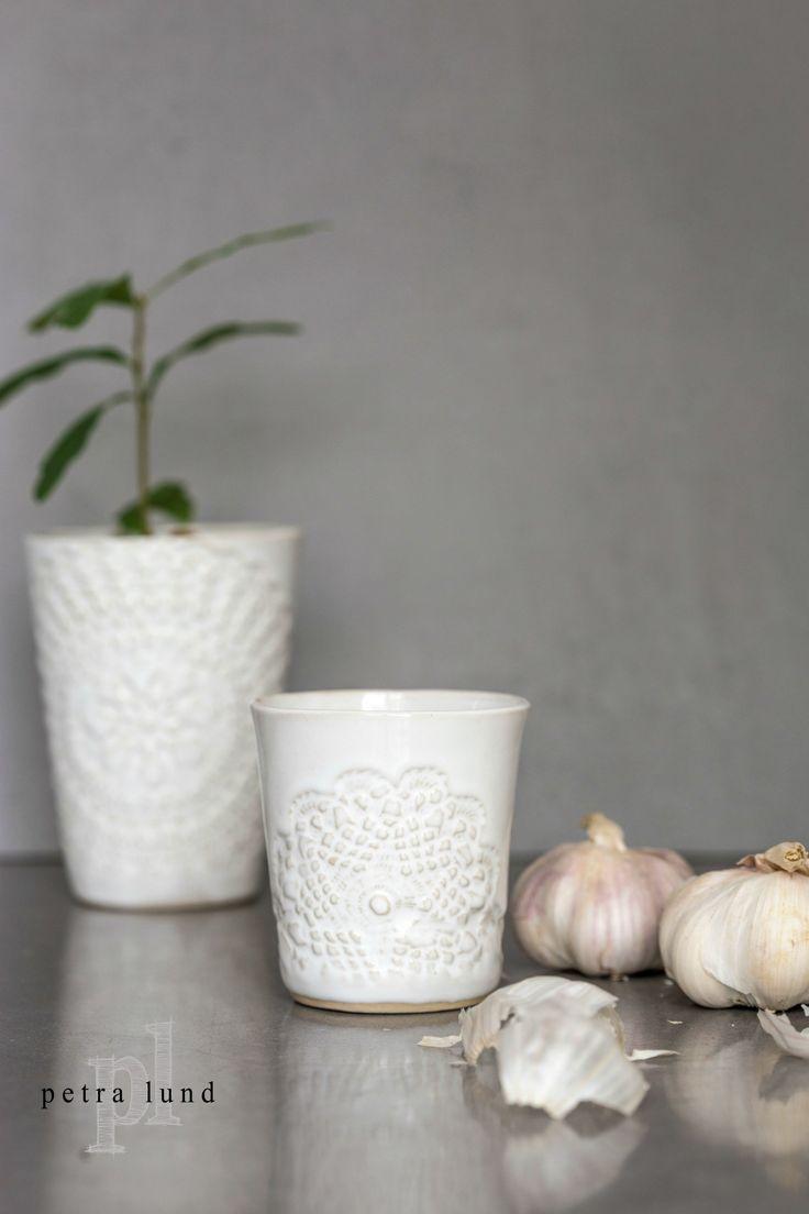 Petra Lunds Lera - Inga Espresso keramik mugg