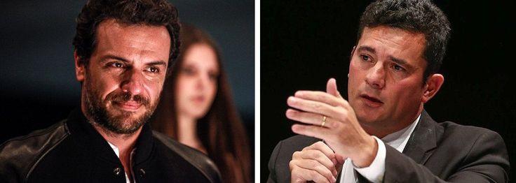 Depois de Wagner Moura, Rodrigo Lombardi rejeita papel do tucano  Moro, temos uma sugestão à Netflix Gregorio Duvivier da Porta dos Fundos