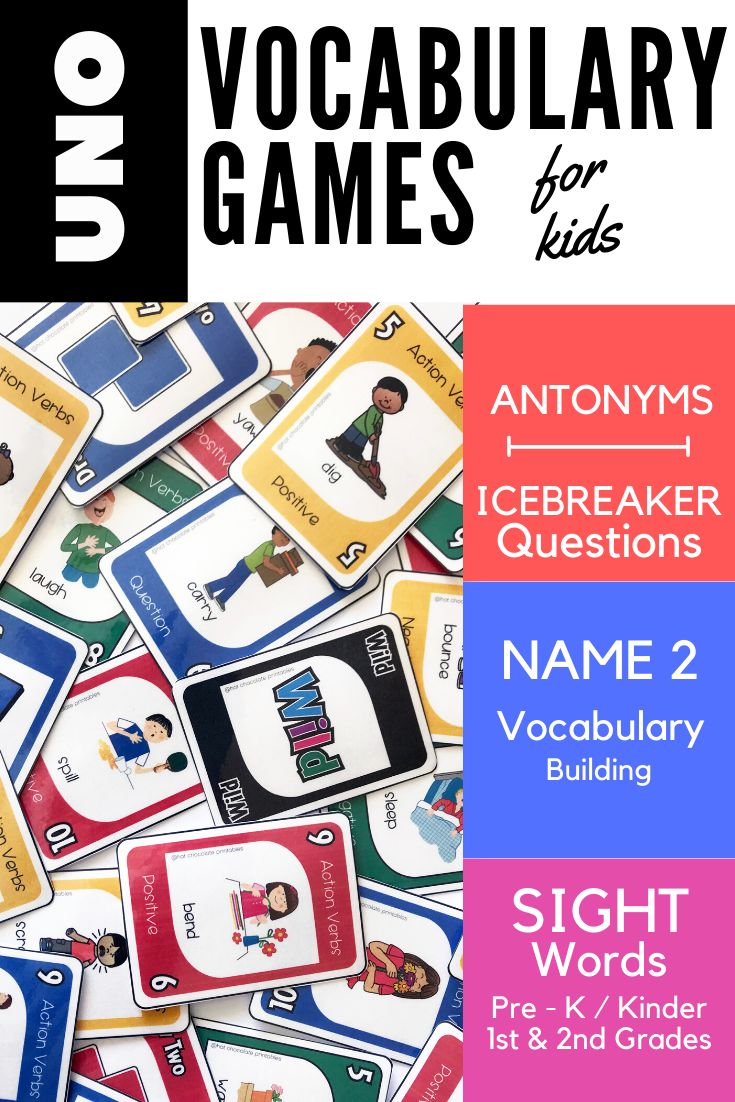 Card Game Bundle Grammar, Vocabulary and Holiday